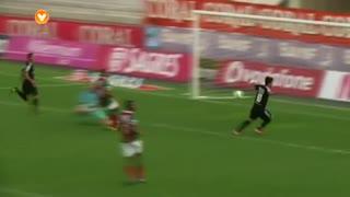 GOLO! Beira Mar, Sérginho aos 53', Marítimo M. 0-1 Beira Mar