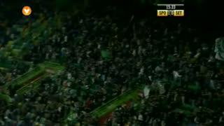GOLO! Sporting CP, Amoreirinha aos 17', Sporting CP 1-0 Vitória FC