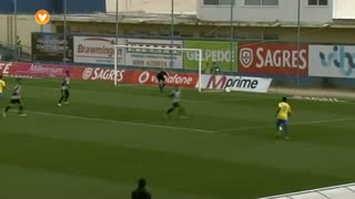GOLO! Estoril Praia, Carlitos aos 6', Estoril Praia 1-0 CD Nacional