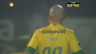 FC P.Ferreira, Jogada, Tony aos 13'