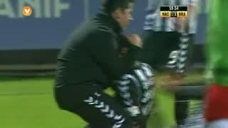 GOLO! CD Nacional, Diego Barcellos aos 60', CD Nacional 2-1 SC Braga