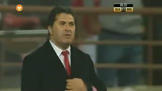 SC Braga, Jogada, Zé Luís aos 66'