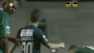 Vitória FC, Jogada, Jorginho Sousa aos 86'