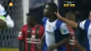 GOLO! FC Porto, Jackson Martínez aos 54', FC Porto 1-1 SC Olhanense