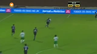 Moreirense FC, Jogada, Ghilas aos 84'