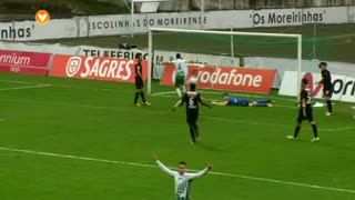 GOLO! Moreirense FC, Ghilas aos 27', Moreirense FC 1-0 A. Académica