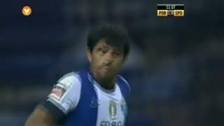 FC Porto, Jogada, Lucho aos 12'