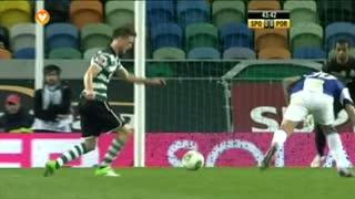 Sporting CP, Jogada, Wolfswinkel aos 42'