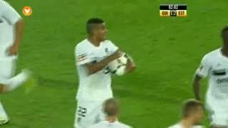 I Liga (3ªJ): Resumo Vitória SC 2-2 Estoril Praia