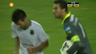 Sporting CP, Jogada, Braga aos 32'