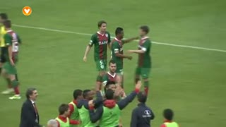 GOLO! Marítimo M., Hyun-Jun Suk aos 36', Vitória FC 0-3 Marítimo M.