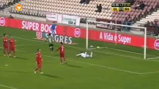 GOLO! SC Braga, Hugo Viana aos 45', Gil Vicente FC 0-1 SC Braga