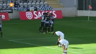GOLO! CD Nacional, M. Rondón aos 12', CD Nacional 1-0 SC Olhanense