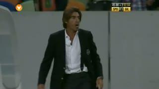 Sporting CP, Jogada, V. Viola aos 45'