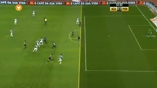GOLO! FC Porto, Danilo aos 52', A. Académica 0-2 FC Porto