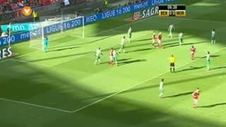 SL Benfica, Jogada, Cardozo aos 6'