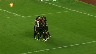 GOLO! A. Académica, Salim Cissé aos 14', A. Académica 1-0 Vitória FC
