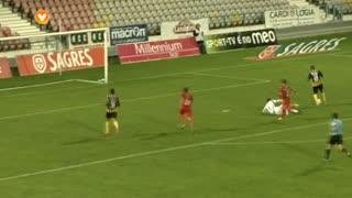 GOLO! Beira Mar, Javier Balboa aos 87', Gil Vicente FC 1-2 Beira Mar