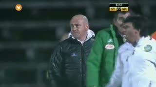GOLO! Vitória FC, Pedro Santos aos 84', Vitória FC 2-2 Vitória SC
