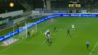 Vitória SC, Jogada, Rodrigo Defendi aos 72'
