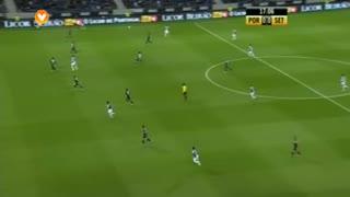 FC Porto, Jogada, Atsu aos 17'