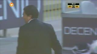 GOLO! CD Nacional, Aderllan Santos (p.b.) aos 78', SC Braga 1-2 CD Nacional