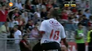 GOLO! SC Olhanense, Ivanildo aos 35', SC Braga 1-3 SC Olhanense