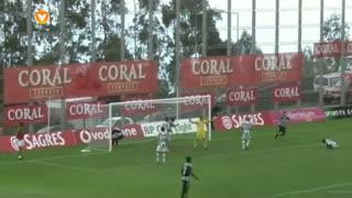 GOLO! CD Nacional, Isael aos 74', CD Nacional 2-0 Vitória FC