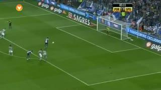 GOLO! FC Porto, James Rodríguez aos 83', FC Porto 1-0 Sporting CP