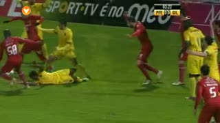 FC P.Ferreira, Jogada, Luiz Carlos aos 3'