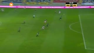 GOLO! SC Braga, Éder aos 41', Beira Mar 2-1 SC Braga