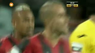 SC Olhanense, Jogada, Targino aos 84'