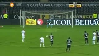 GOLO! Vitória SC, João Ribeiro aos 13', Vitória SC 1-0 CD Nacional