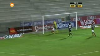 GOLO! Marítimo M., David Simao aos 60', Marítimo M. 1-1 Vitória FC