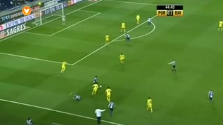 FC Porto, Jogada, Lucho aos 44'