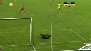 FC P.Ferreira, Jogada, Manuel José aos 47'