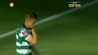 Sporting CP, Jogada, Wolfswinkel aos 9'