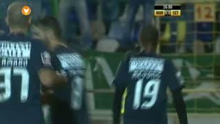 GOLO! Vitória FC, Meyong  aos 15', Marítimo M. 0-1 Vitória FC