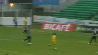GOLO! FC P.Ferreira, Cicero aos 21', FC P.Ferreira 1-0 CD Nacional