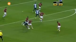 GOLO! SC Olhanense, Targino aos 7', FC Porto 0-1 SC Olhanense