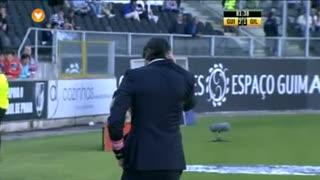 Gil Vicente FC, Jogada, Brito aos 81'