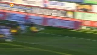 GOLO! Estoril Praia, Luís Leal aos 62', Estoril Praia 2-0 Moreirense FC