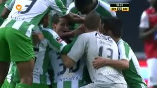 GOLO! Rio Ave FC, Braga aos 52', SC Braga 1-1 Rio Ave FC