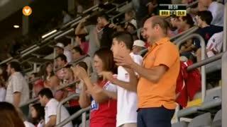 GOLO! SC Braga, Éder aos 81', SC Braga 3-4 SC Olhanense
