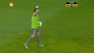 SL Benfica, Jogada, Cardozo aos 10'