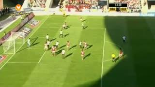 SC Braga, Jogada, Douglão aos 14'
