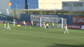 GOLO! Rio Ave FC, João Tomás aos 15', Estoril Praia 0-1 Rio Ave FC