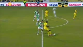 FC P.Ferreira, Jogada, Josue aos 58'