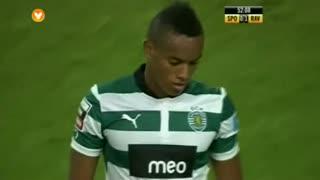 Sporting CP, Jogada, Carrillo aos 52'