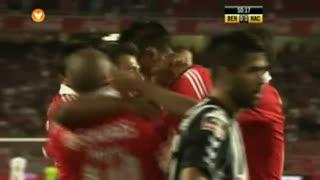 GOLO! SL Benfica, Cardozo aos 50', SL Benfica 1-0 CD Nacional